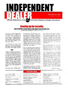 2003 The Independent Dealer